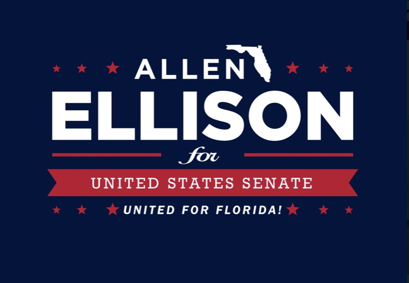 I'm thinking of each and everyone of you everyday, wondering what we can do to make your life better when I become your Senator. #AllenEllisonforSenate