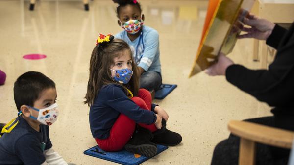 CDC Makes Case For School Reopening : Coronavirus Updates Photo