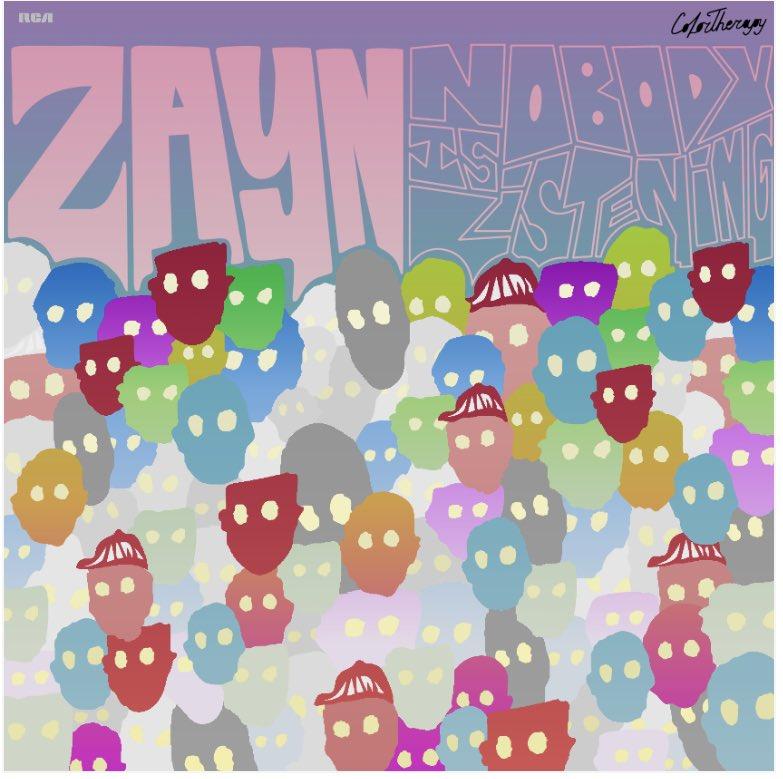 This is really helping with my lockdown boredom 😂😂 @zaynmalik @inZAYN #NobodyIsListening #ZaynMalik #ZAYN #ZAYNxCT