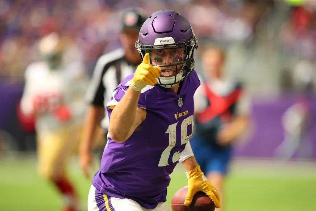 Talks With Zygi Wilf And Mike Zimmer , Adam Says He Will Like To Retire As A Viking.. So He Here's To Stay #skol