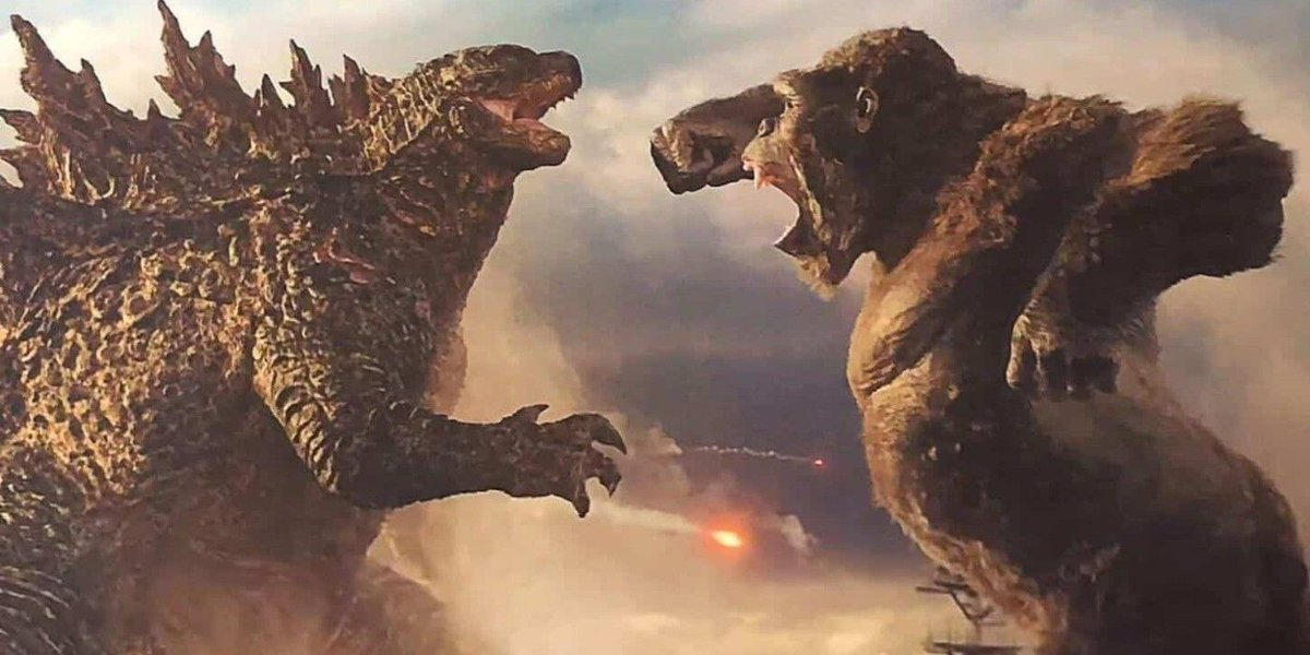The release date for #GodzillaVsKong has been changed yet again, with Warner Bros. and Legendary bumping the monster mashup back a week.