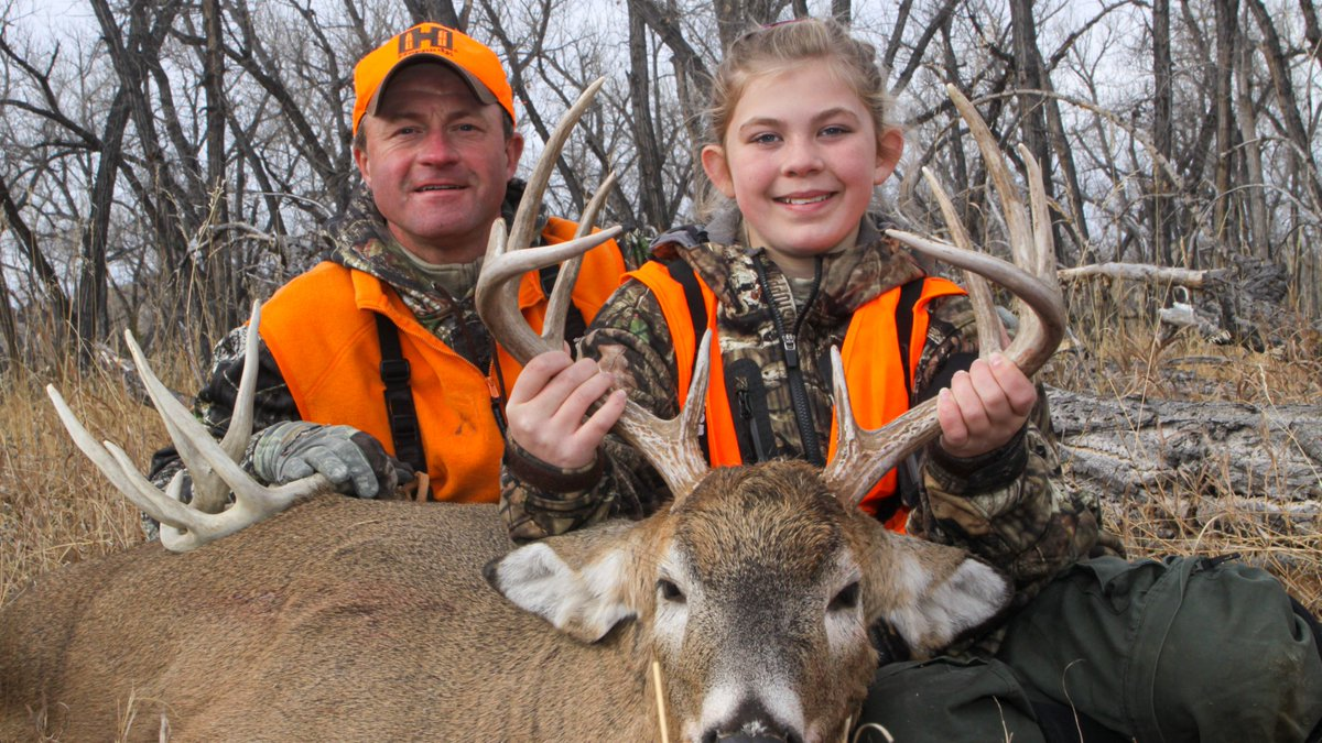 """""""You can never start too early to craft the next generation of hunters. A little goes a long way, but could add up quickly to fill future ranks."""""""