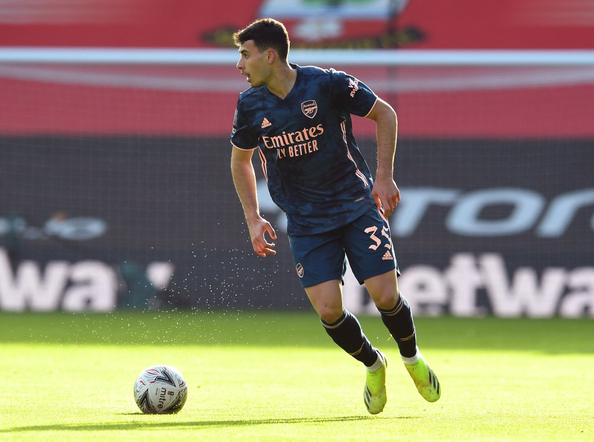 Well played, Nico! 👏  🔛 @g_martinelli01  ↩️ Nicolas Pepe  #SOUARS 🔴 1-2 🔵 (69)