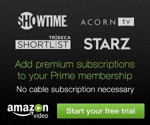 #ThankYouAaron Join Prime Video Channels Free Trial