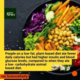 #news #updates #plantbasedfood #animalbaseddiet #carbohydrates #diet #science #Instagram