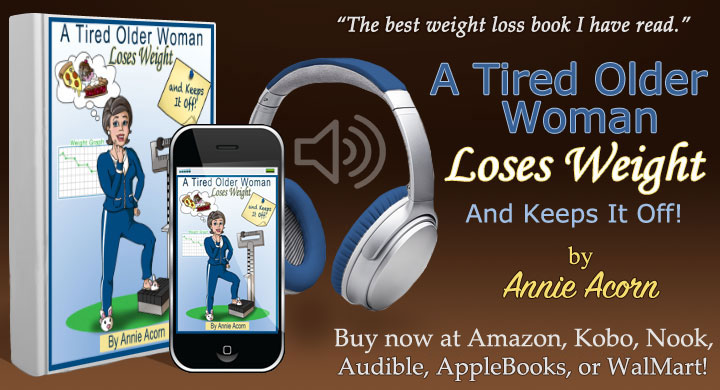 Can't fit in your winter clothes? A Tired Older Woman Loses Weight & Keeps It Off  #Diet #FreshStart #Audible #iTunes #Kobo #Walmart #Nook #Bookboost #Bookplugs #SNRTG #ASMSG #authorRT :-)