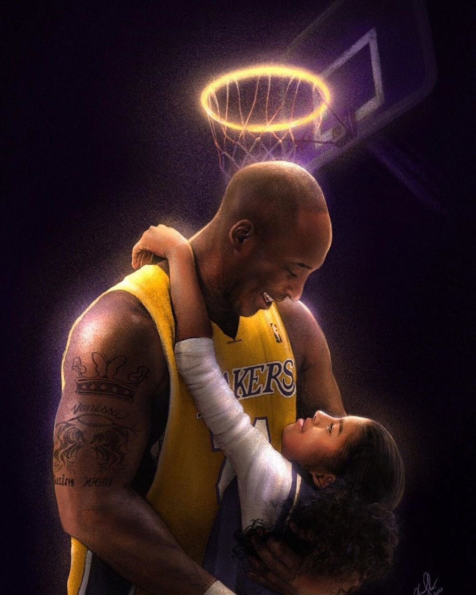 1 year of the death of the Legends💜💛🏀and over 1 year of Corona🦠🧬🥊 #KobeBryant #Kobe #MambaForever #RIPMamba #Lakers #Twitter #NBA #basketball #1yearagotoday #1yearofcorona #GiannaBryant #KobeGigi #kobeandgigi #RIPKobe #RIPKOBEANDGIGI #RIPKobeBryant
