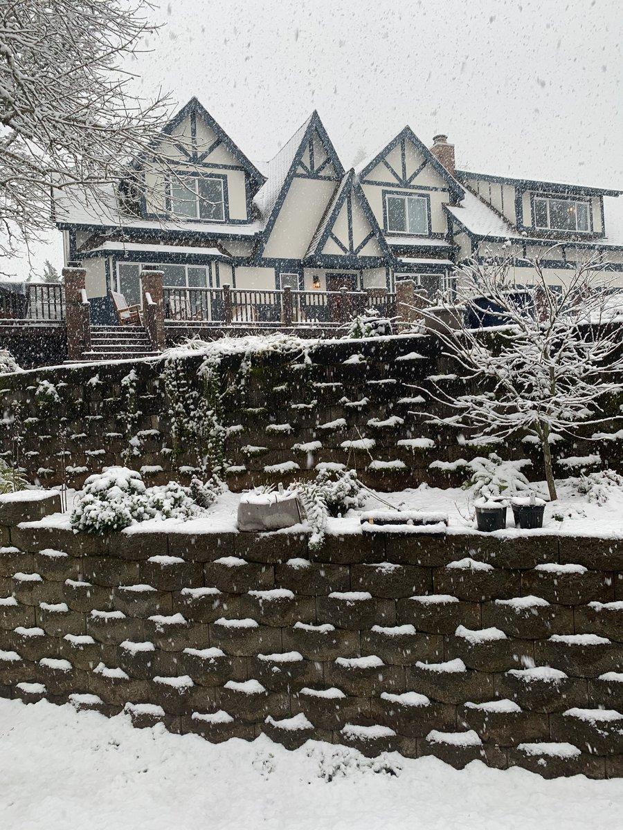 @dloitz It's snowing hard in Salem