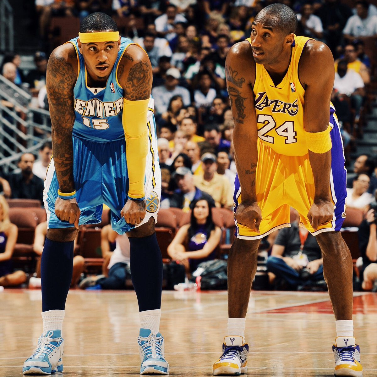 """You have to keep moving. You have to keep going. Put one foot in front of the other, smile and just keep on rolling.""    - Kobe Bean Bryant #loveyourself #LongLiveKobeGigi #stayme7o"