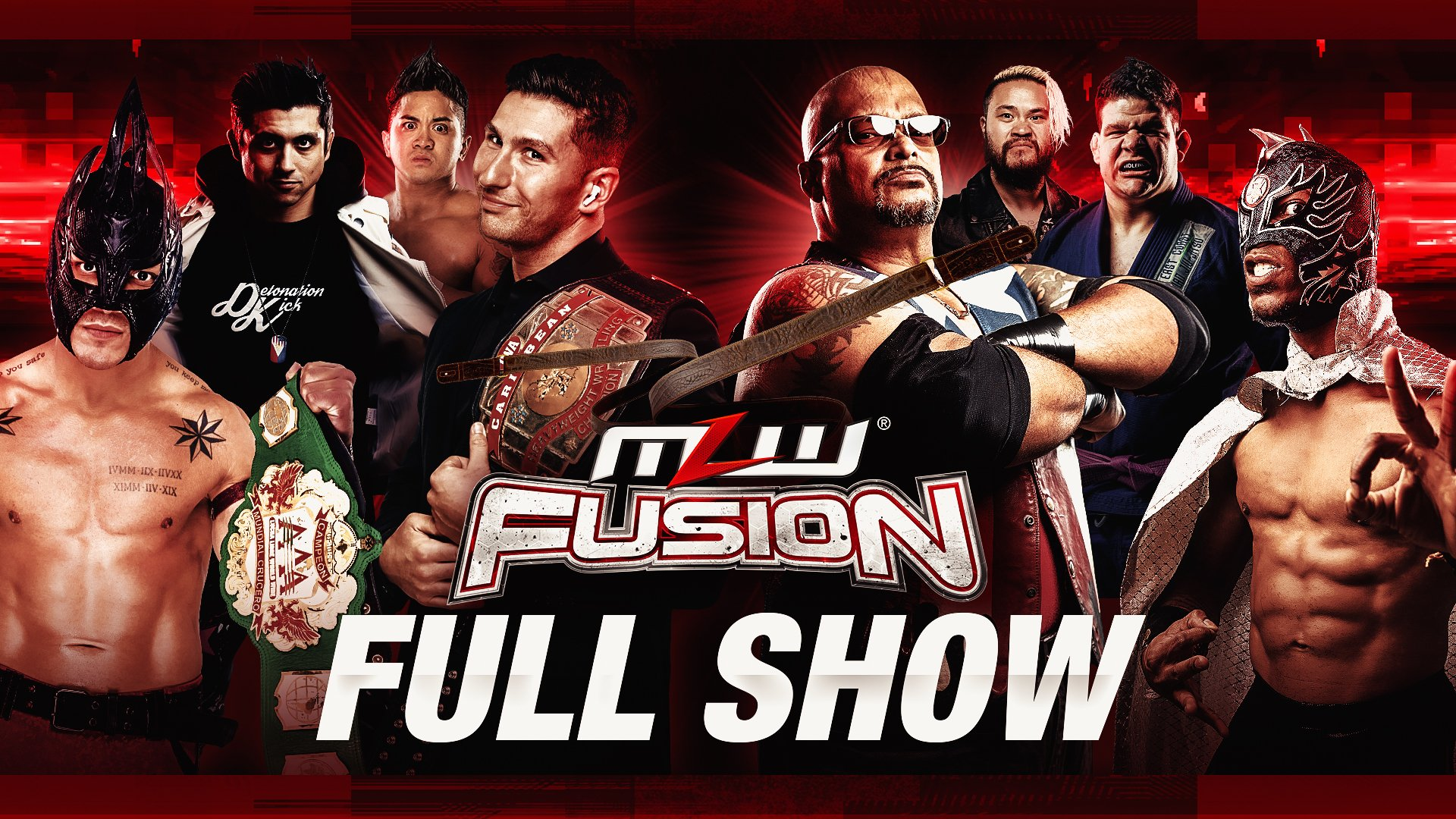 MLW Fusion Results (1/27): Two International Title Defenses, Caribbean Strap Match, More