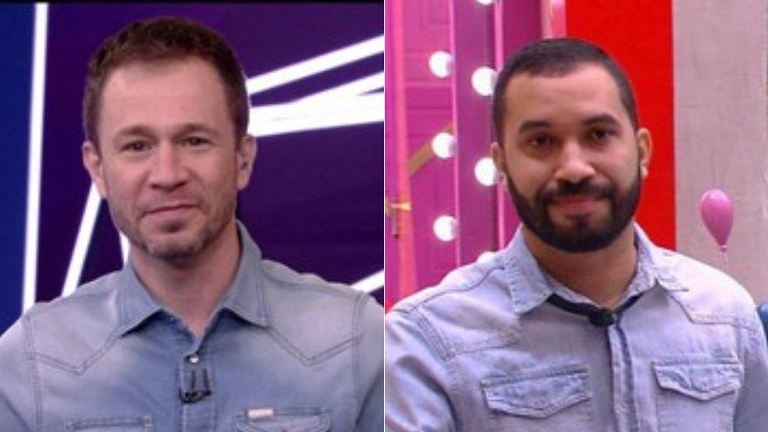 Looks idênticos. Quem nunca? 😂😂 #BBB21 #RedeBBB