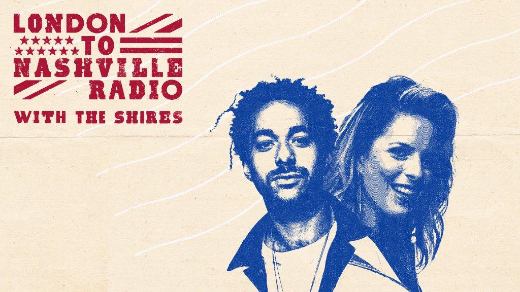 .@lukelaird talks songwriting with @theshiresuk on #LondonToNashville Radio.  Listen: