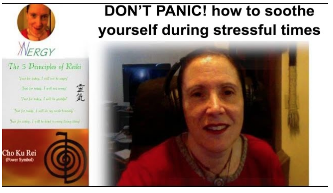 YDC Designs Energy/Holistic/Reiki Healing: DON'T PANIC! how to soothe yourself, even during ...    #tuesdayvibe #BlackOutTuesday #motivation #Edenmethod #selfcare #energy