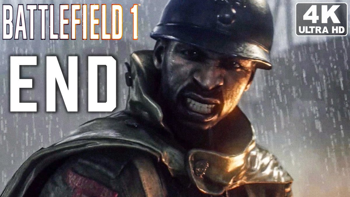 BATTLEFIELD 1 ENDING PC Gameplay - REMEMBER US #Battlefield1 #PS5 #PlayStation5 #XboxSeries #XboxSeriesX #PCGame  via @YouTube