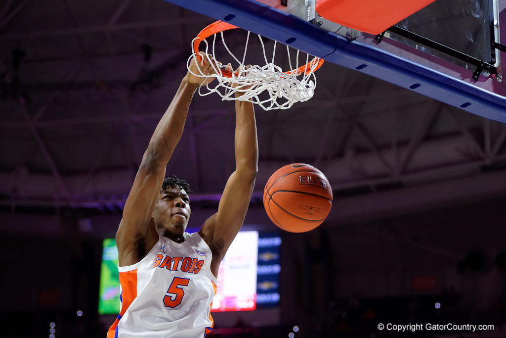 With the reemergence of Omar Payne last week, the Florida #Gators are finding some front court depth and versatility.  Read here: