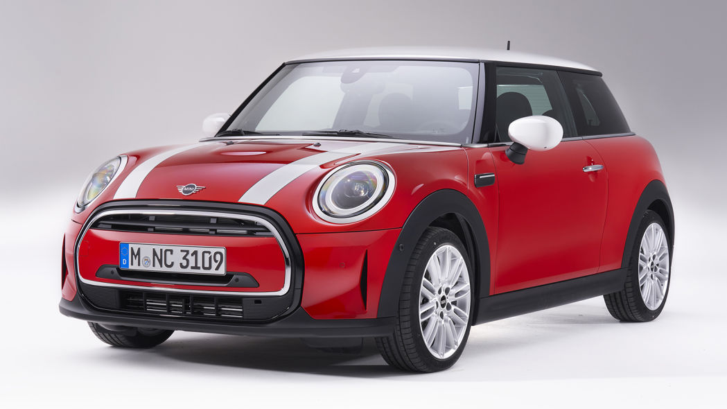 2022 @MINI #MiniCooper Hardtop and Convertible refresh adds bigger grilles and more standard features: