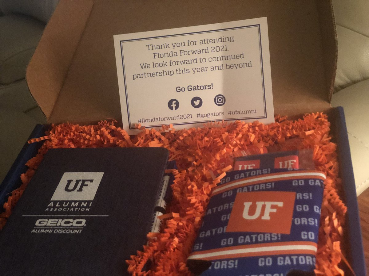 Dear @ufalumni - is it Thursday yet? #FloridaForward21 #gogators #ufalumni @JaxGatorClub