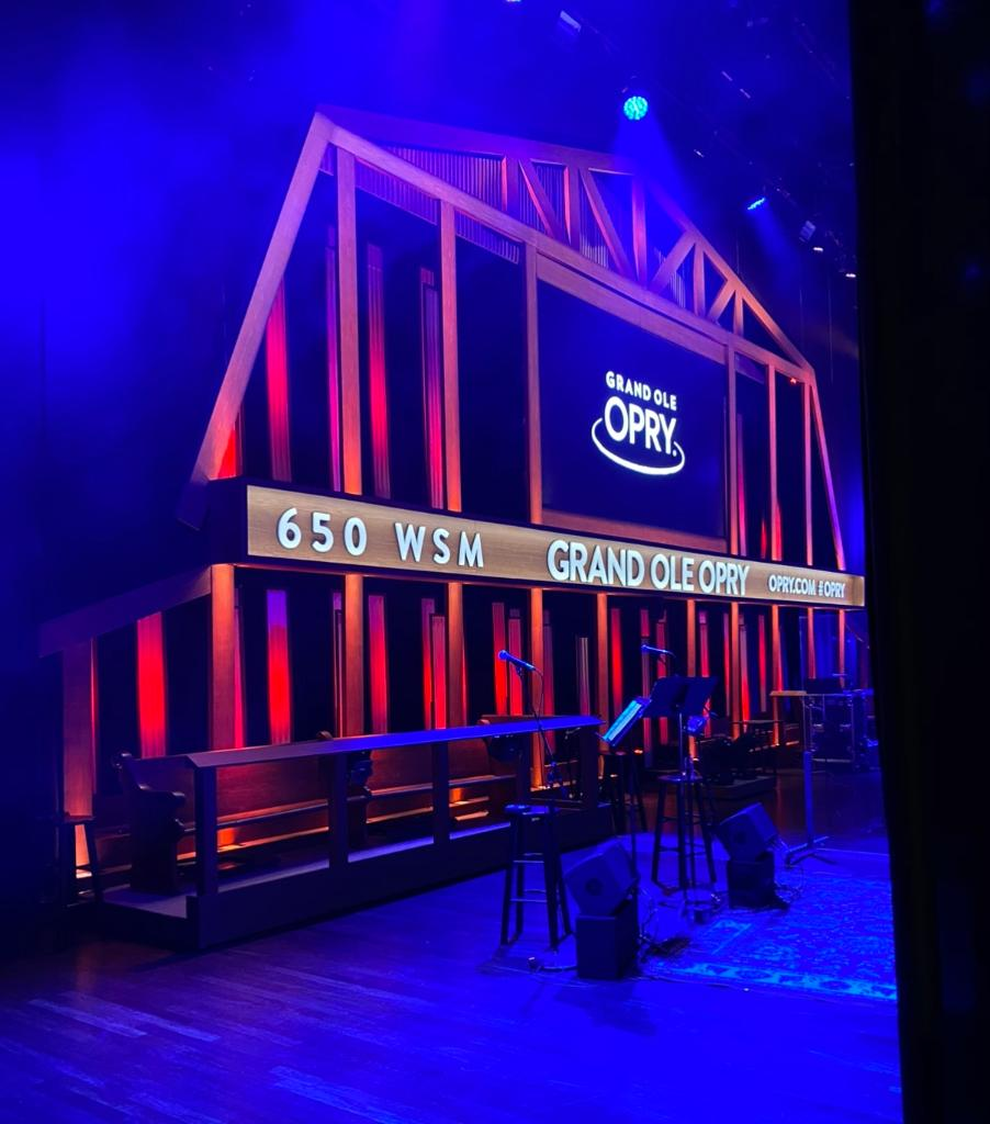 What is your favorite performance you've ever seen on the Grand Ole Opry?