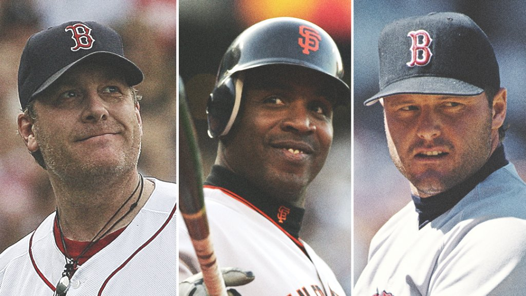 No player on the Baseball HOF's 2021 ballot reached the 75% threshold needed for enshrinement. Leading vote-getters:  Curt Schilling - 71.1% Barry Bonds - 61.8% Roger Clemens - 61.6%  They each have one more year of eligibility on the ballot.