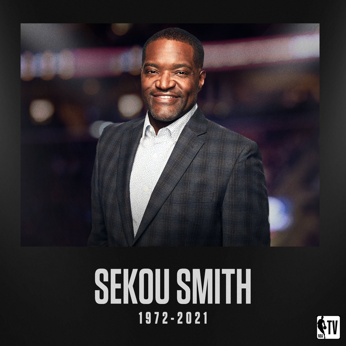 The Turner Sports family mourns the loss of our very own, Sekou Smith.  Our thoughts are with his family and friends.