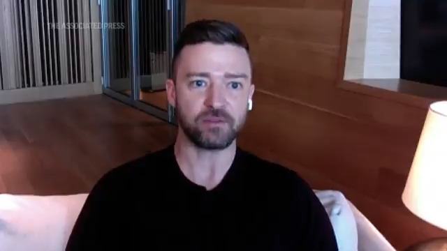 Justin Timberlake (@jtimberlake) discusses the redemption themes in new @AppleTV drama #Palmer.