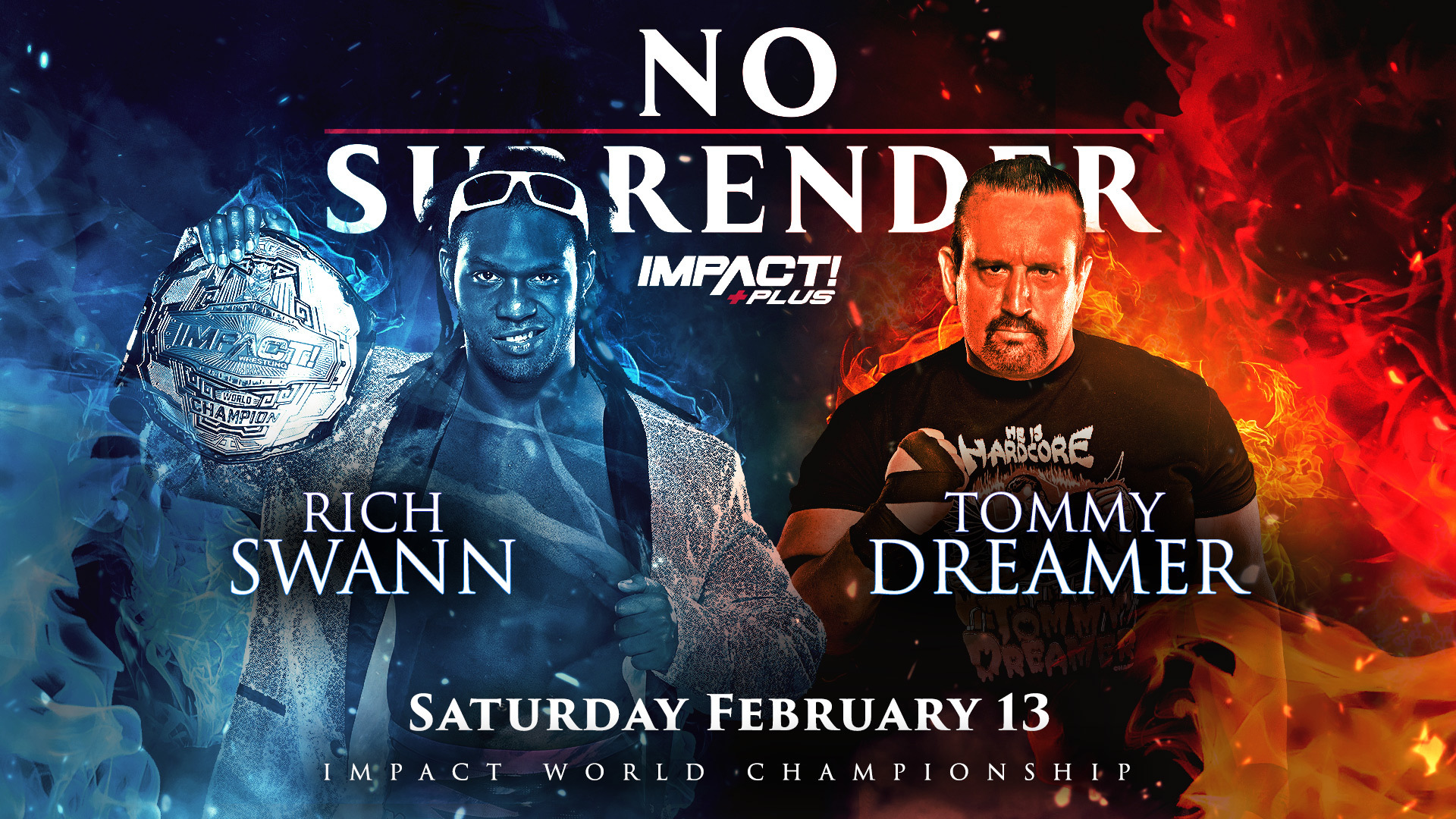 "Impact World Championship Match Set For ""No Surrender,"" Matches Set For Next Week"
