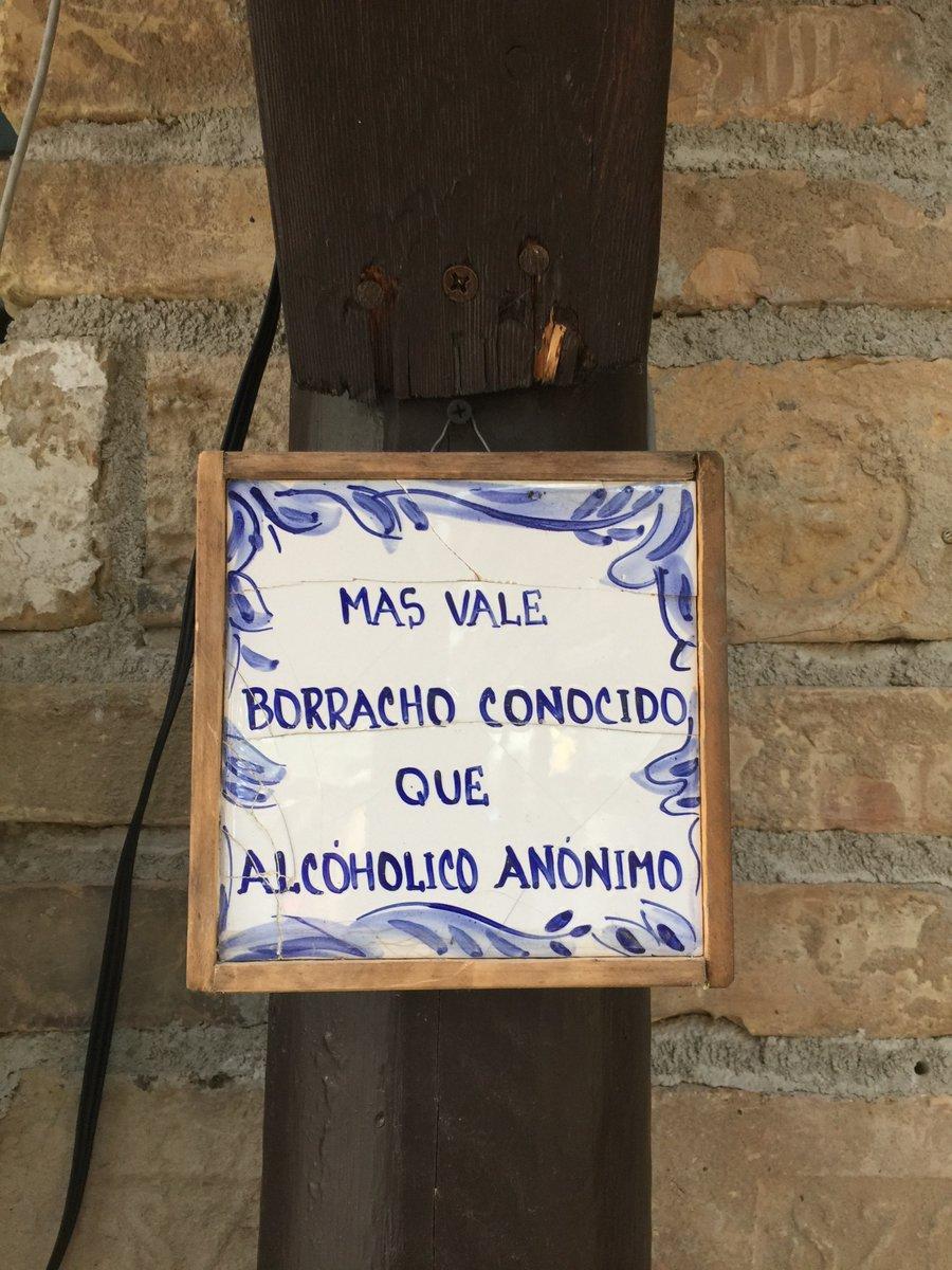 Esta #frase estaba en una #ParrillaArgentina en #budapest #Etyeki #haraszthyvineyards #vinosargentino #fantastico