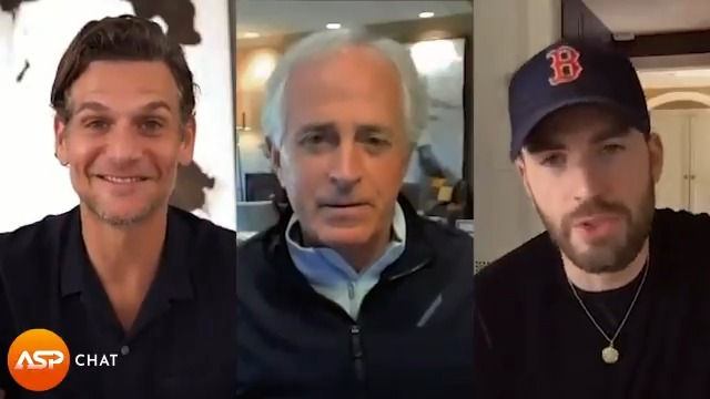 Tune in tomorrow morning at 10AM ET to hear @ChrisEvans, @MarkKassen, and former @SenBobCorker discuss bipartisanship, President Biden's foreign policies, and more. Watch the full #ASPChat at