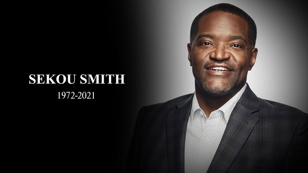 Longtime NBA Reporter Sekou Smith Dies at 48 After Battle With Coronavirus