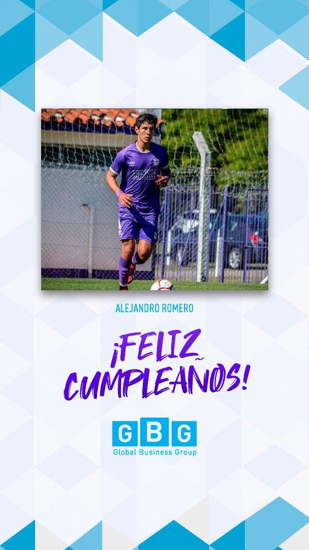 🥳#Felizcumple #16 Ale!!! Te deseamos lo mejor y que disfrutes mucho en tu día! 🎁🎈#GBGplayer #Defensor #Cumpleaños #Felicidades @JuvenilesDSC @DefensorSp