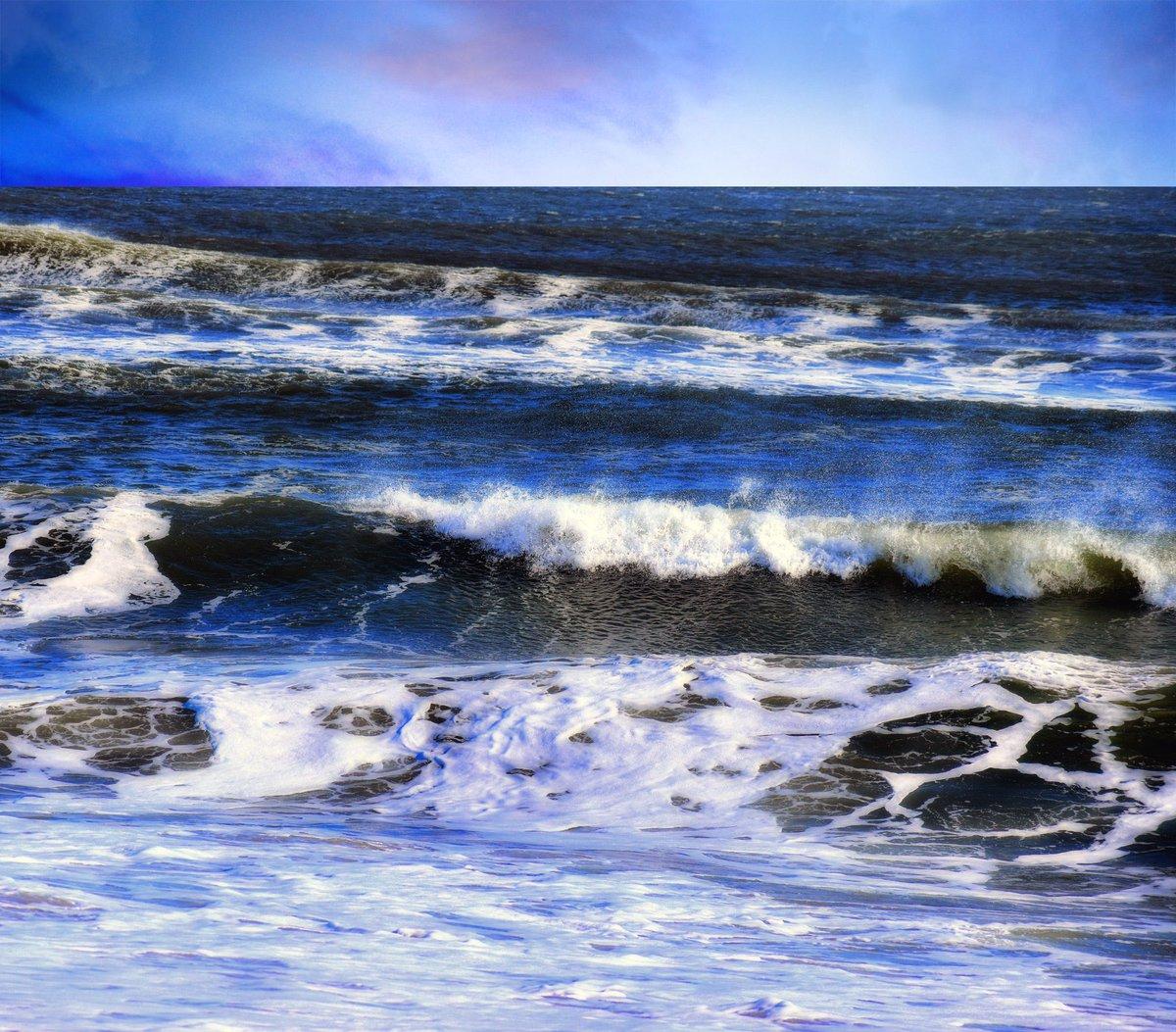 @longislandpatch @Jones_Beach @longisland #beach #surf #landscapephotography