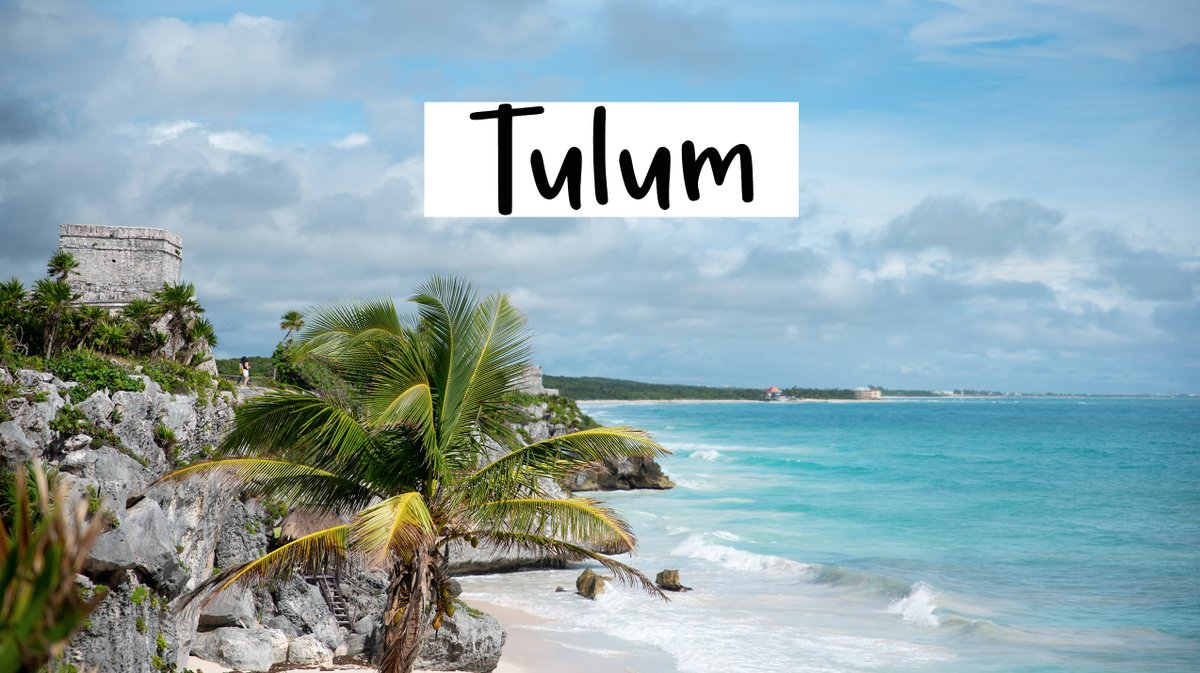 In this travel vlog we toured Tulum Ruins and the beach. Watch along as we explore the City of Dawn!    #Tulum #TravelTheWorld #travelphotography #Travel #Mexico #vlog #blog #traveling #picoftheday #photography #beach #adventure #vacations #Travelvlog #ttot