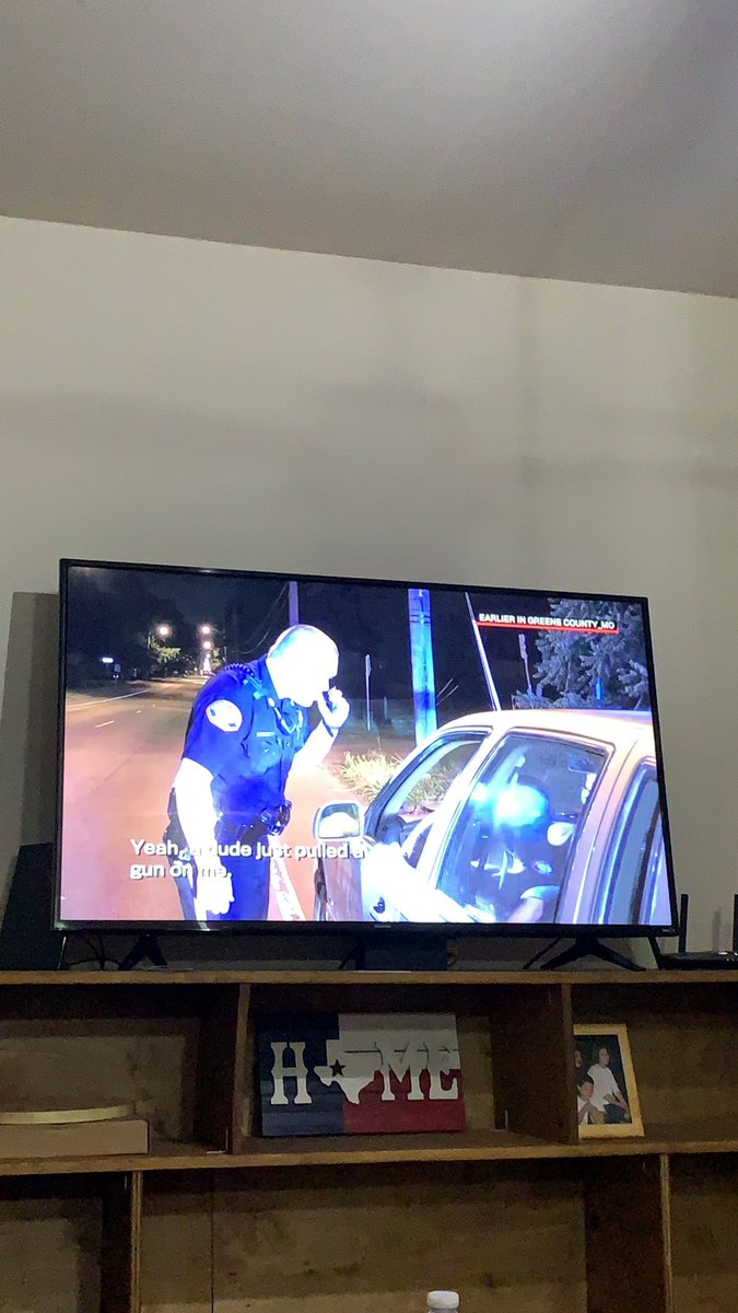 #ThankYouAaron I just watched @PatMcAfeeShow and that show stinks. Now watching some meth addicts get arrested. More entertaining than the show.