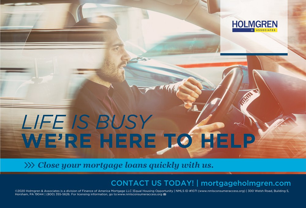 WE KNOW that your life is busy and that's why we're here to help you close your loan as quickly as possible..  #holmgren #bayarearealestate #realestate #forsale #newhome #househunting #home #mortgage #homeowners
