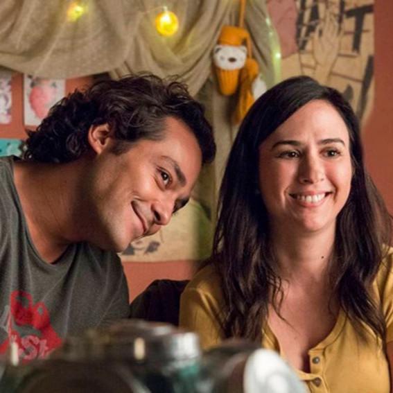 Chegamos na última semana da primeira temporada de #Shippados 😍 Você não vai perder o casal #Rizo, né? Com muito amor e risadas garantidas!  ❤