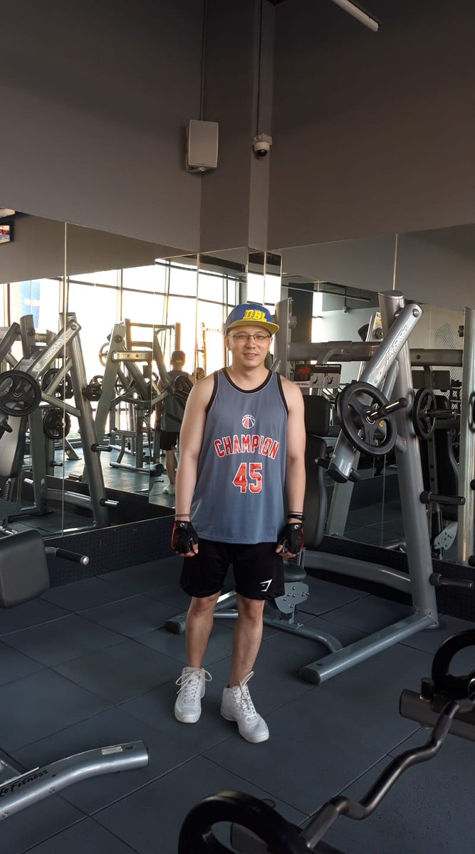 Ready For Wednesday Workout Time. . #photo #pose #wednesday #wednesdayworkout #workout #gym #fitness #fitmen #fitnessmen #anytimefitness #anytimefitnessindonesia