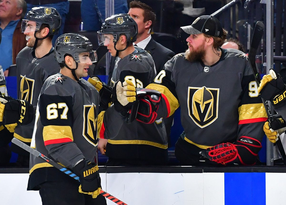 A nearly full slate of NHL action tonight, & that means the return of our NHL 3 Stars.  Max Pacioretty's three goals lead the way, & then some less likely names and teams follow.  #VegasBorn #CofRed #GoAvsGo #GoJetsGo   @MitchLBrown has you covered.  🔗: