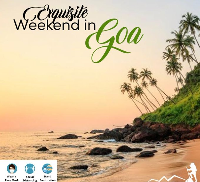 Looking for a Goa tour package at the best price. Get the best deal on a Goa tour package at Indian Travel Store Starting @5999 Book Goa Tour Now- . . #IndianTravelStore #Travel #traveler #goatourpackage #travelplan #goatour #goabeach #traveldeals #himachal