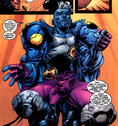 #XMenVote is crooked. JUSTICE FOR MAGGOT!