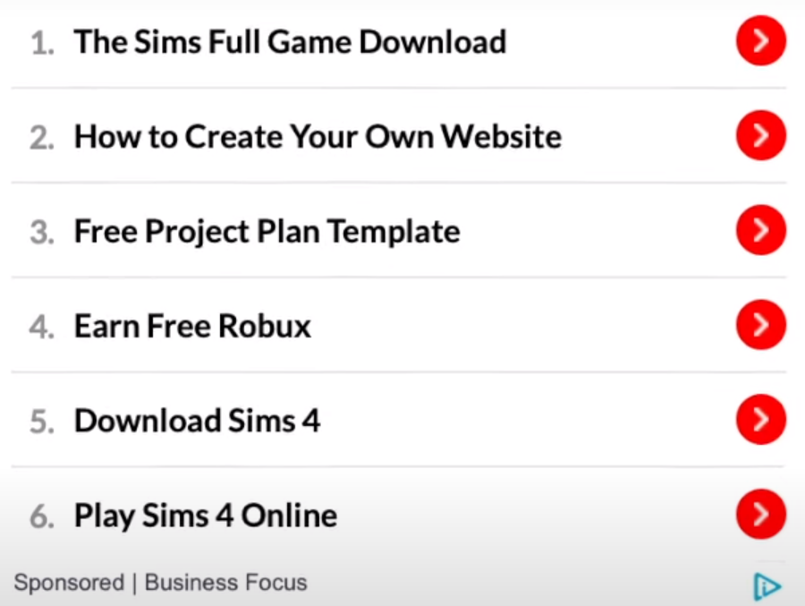 I wonder why an #ad or #advertisement would promote #illegal activities like pirating a game or earning Free Robux (which is only obtainable with real money). #TheSims isn't freeware nor is #TheSims4 an online game. From Sims Community website.  #antipiracy