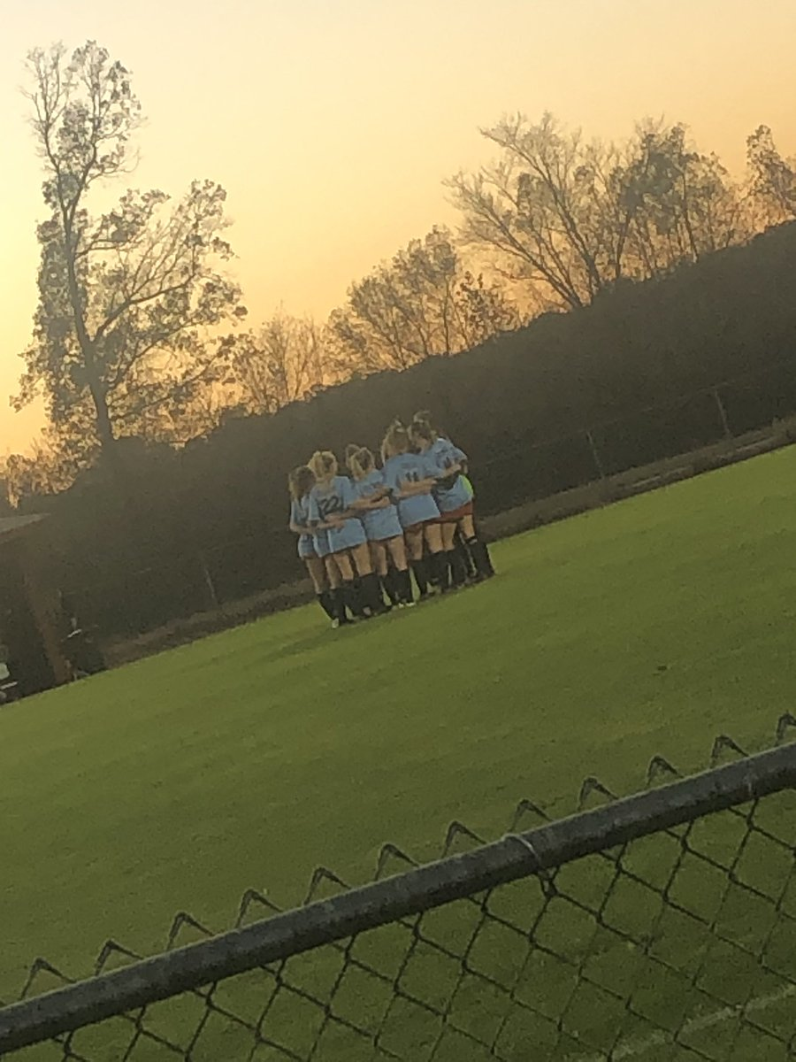 You girls have so much to be proud of! I've enjoyed every minute of watching y'all this season! Keep being amazing role models and leaders! @ScottiMiles you are an incredible coach, friend and co worker! 💙you big time @LadyPatsSoccer_  #overcome #LHS https://t.co/YvkVHEOTlj