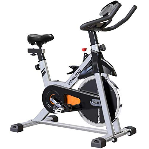 Smooth Stationery Bike.  35lbs flywheel and heavy-duty steel frame of the exercise bike guarantee the stability while cycling. The belt driven system provides a smoother and quieter ride. Buy now! #fitness #exercise #workouts #cycling #cardio #shopnow  https://t.co/9BDYx96jzX https://t.co/n6KurxfbCX