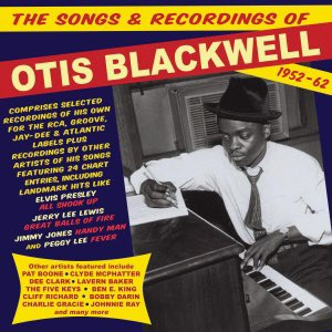 #OtisBlackwell on Letterman, January 10, 1984  via @YouTube Just found out we are related. My grandmothers nephew. He wrote Don't Be Cruel #ElvisPresley #DavidLetterman