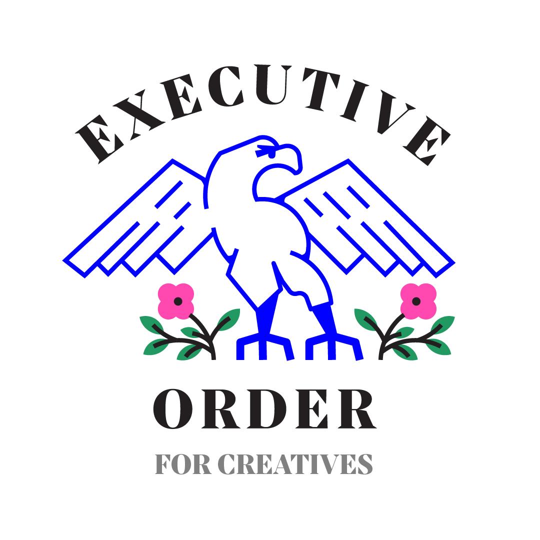 Working on a fun little zine. Here is the draft.  #zine #zinefest #zinefesthouston #illustration #logo #ExecutiveOrder #dribbble #eagle #Americana #adobeillustrator #adobe