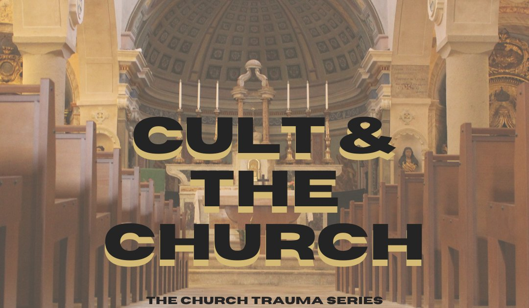 Do you know what a cult is? Check out this weeks devotion before the Livestream on Sunday to see how cult and church is related. #church #tuesday #hurt #cult #culture #blackouttuesday #transformationtuesday
