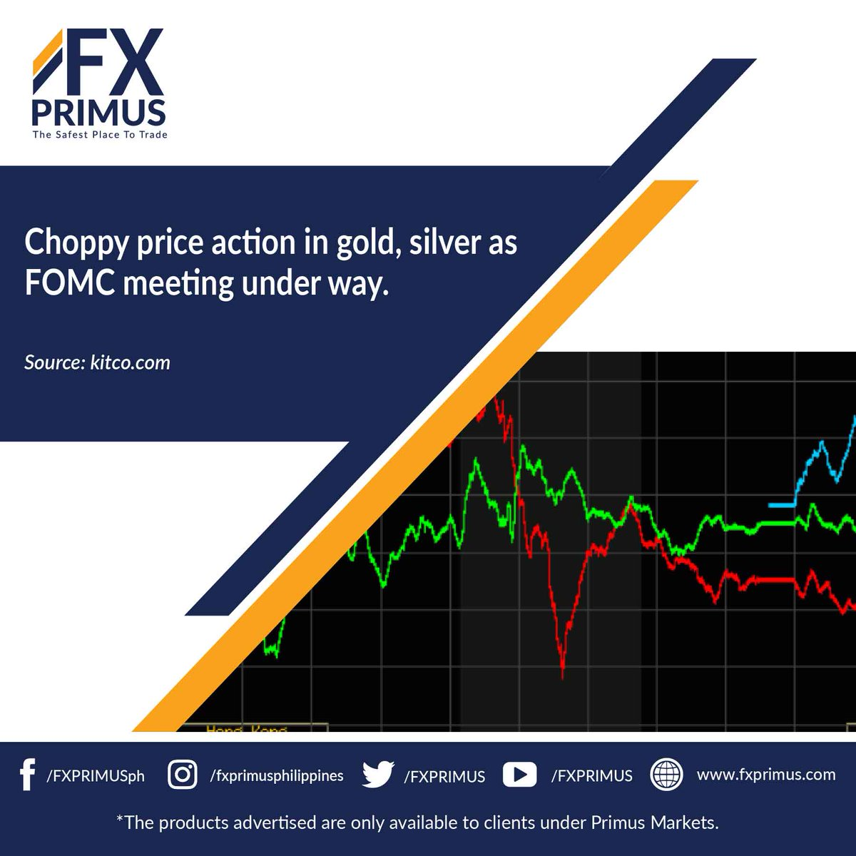 To read the full article, click this link:   #FXPRIMUS #TheSafestPlaceToTrade #ForeignExchange #FXPRIMUSPH #gold #silver #globalmarkets #stocks #marketplace #newsupdate  *The products advertised are only available to clients under Primus Markets.
