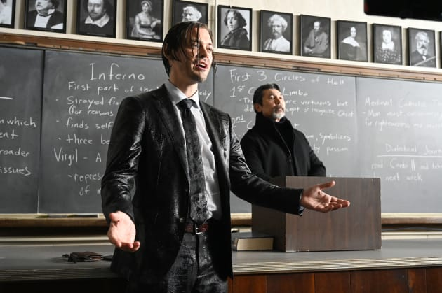 #ProdigalSon Season 2 Episode 3 Review: Alma Mater  (via @bleuangel88) --We Cover TV Too!