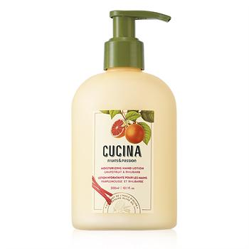 Fruits & Passion Cucina Moisturizing Hand Lotion in Grapefruit & Rhubarb   #yourcrazyavonlady #avon #makeup #avononline #avonrep #beauty #moisturizingsoap #skincare #deal #sale #MoisturizingHandLotion #scentedlotion #handlotion #handsoap #scentedhandsoap
