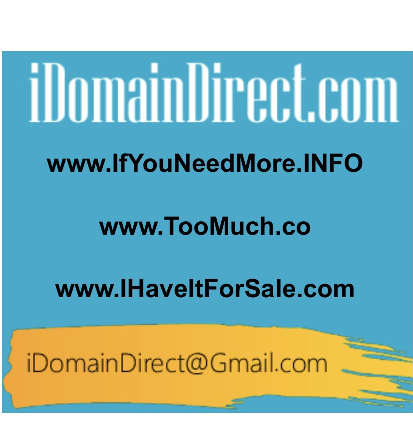 #ebusiness #ecommerce #sellonline #socialmedia #toomuch #ForSale #IfYouNeedMoreInfo #IHaveItForSale