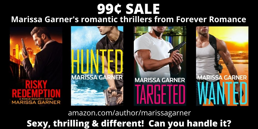 📣It's BAAACK!🎉Forever has 4 of my romantic #thrillers on #sale for #99cents again!🎉 Sexy💋thrilling & different   #romance #suspense #RomanticSuspense #mystery #ebooks #amreading #GreatReads #MustRead #bookworm #TeaserTuesday #RomanceReads #RomanceNovels